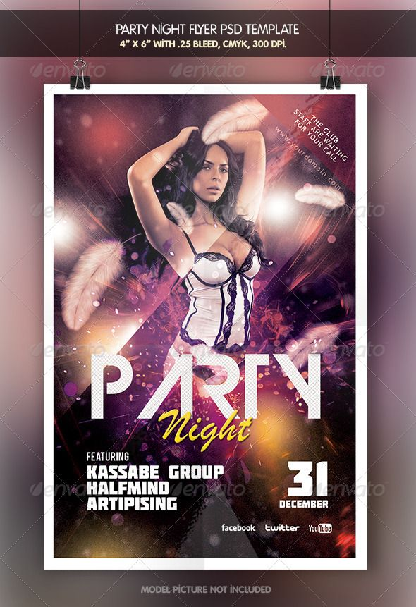 84 best Flyers images on Pinterest Flyers, Leaflets and Print - birthday flyer template