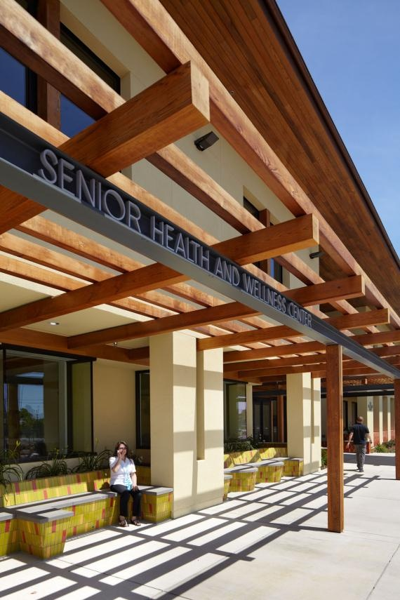 Golden Valley Health Center, Kava Massih Architects and Bruce Dodd