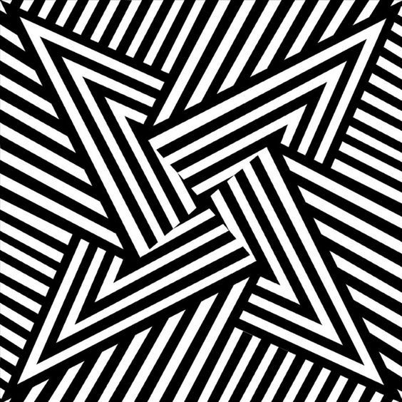 10 best op art izimleri images on pinterest op art for Animated optical illusions template