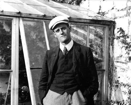 James Joyce  -  Age: Died at 59 (1882-1941)  Birthplace: Rathgar, Republic of Ireland  Works: Ulysses, A Portrait of the Artist as a Young Man, Dubliners, Finnegans Wake