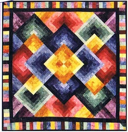 181 best Gradation Quilts images on Pinterest | Artists, At home ... : creative quilting ideas - Adamdwight.com