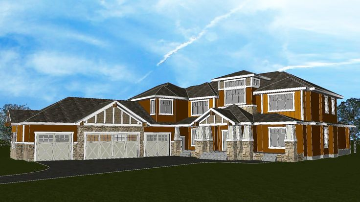Plan 81616AB: A Very Special Mountain Home Plan