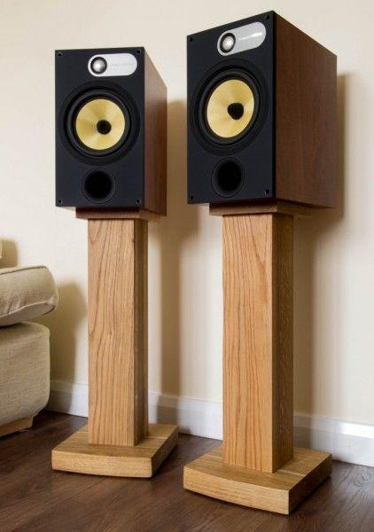 1000 images about speaker stands on pinterest homemade audiophile and modern bookshelf. Black Bedroom Furniture Sets. Home Design Ideas