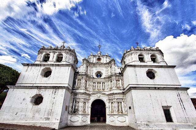Iglesia Ciudad Vieja | Guatemala