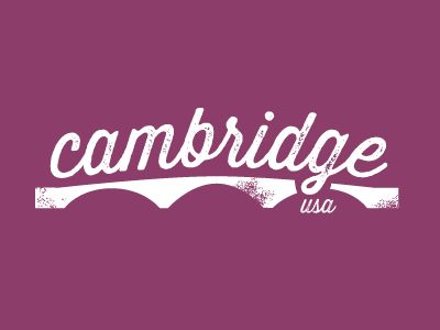 Logo Concept for Cambridge Board of Tourism | JSGD