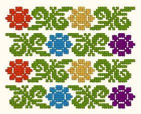 broderie-embroidery: CUSATURI POPULARE ROMANESTI FEB 2010