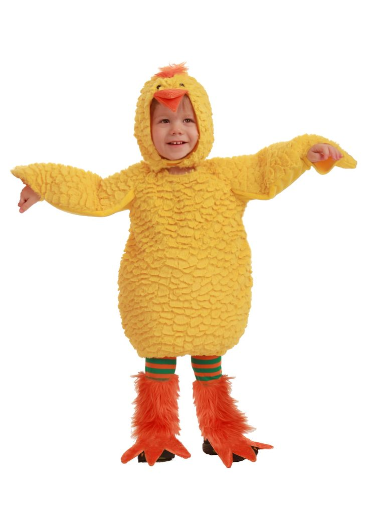 Fluff the Baby Duck Costume