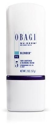 Obagi Nu-Derm Blender lightly bleaches skin over time to provide the best ever topical treatment for skin pigmentation woes. Available at VENUS MEDICAL.