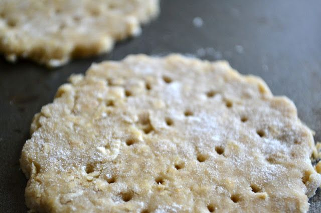 Oat Crackers | Bakery | Pinterest