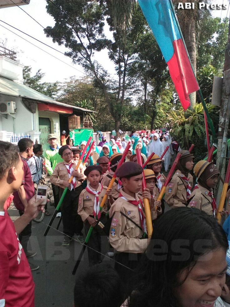 Ragam Cerita Dan Tradisi Asyuro Di Indonesia Warga Condet Peringati Muharram
