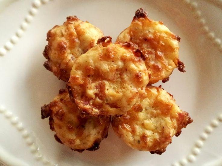 Peperoni Pizza Puffs