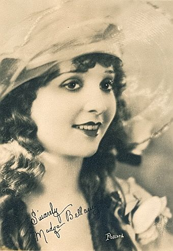 Beverly Bayne was an American actress , a pioneer of the silent screen who appeared in silent films beginning in 1910 in Chicago, Illinois, where she worked for Essanay Studios one of their first stars).  Married to Francis X Bushman. First romantic team in film.  (Loan Shark, Penington's Choice)  1894-1982