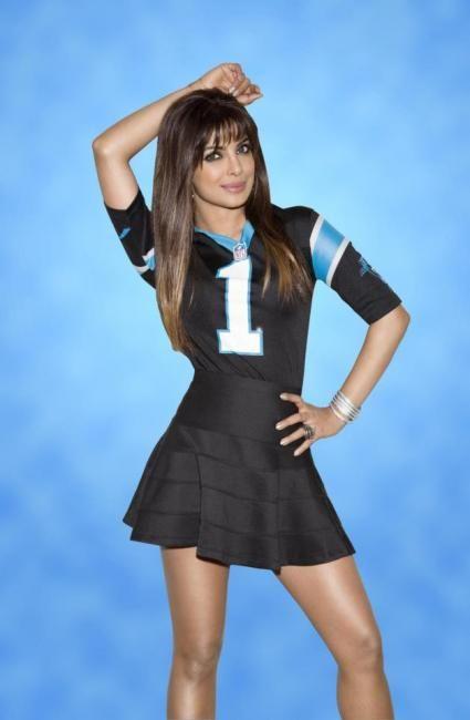 Carolina Panthers High Heel Shoe Bottle Holder - Black