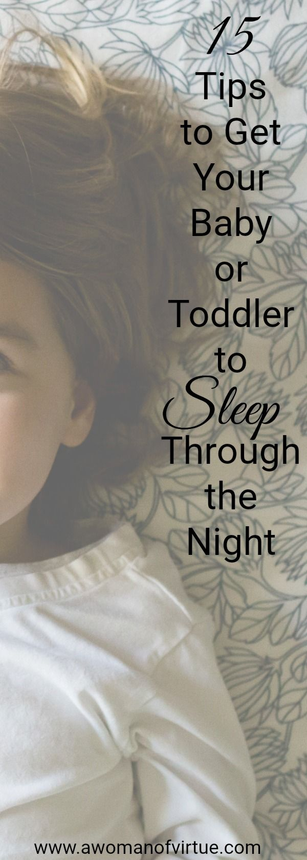 As mothers, we have all struggled with getting our baby or toddler to get to sleep at night. Equally an issue with most of us, is getting them to stay asleep...