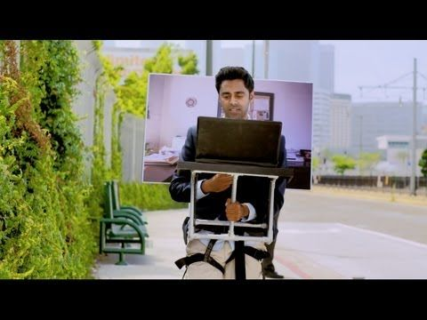 The Roominator™ (ft. Hasan Minhaj) - YouTube. Blue Jeans Network about online video conferencing from where ever life takes you.
