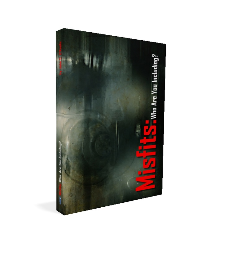 Misfits: Who Are You Including?: Book, Wrote, Dr. Who, Misfits, Include