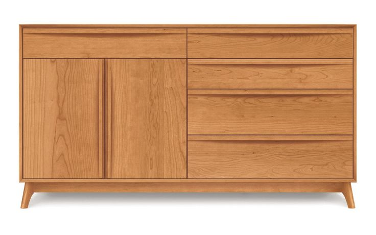 Catalina 1 Drawer over 2 Door/4 Drawer Buffet