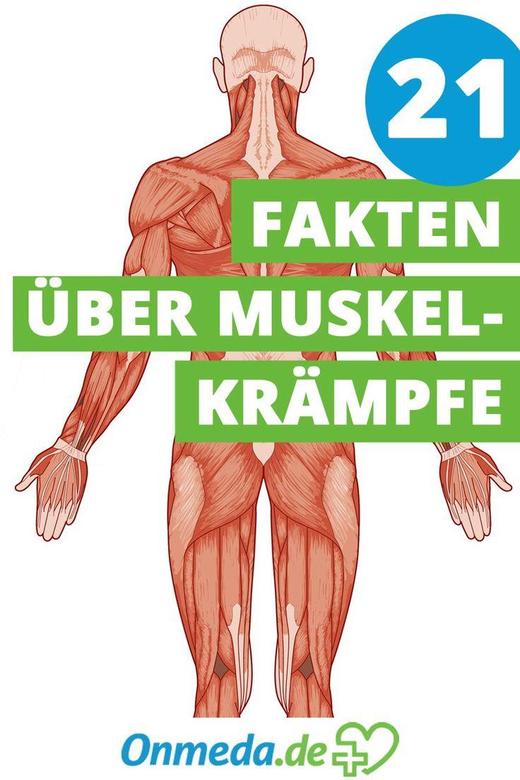 Muskelkrampf Ursachen