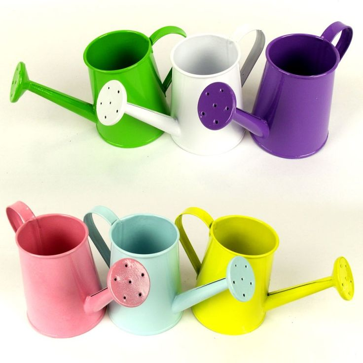 miniwatering can planters | Mini Watering Can Favour