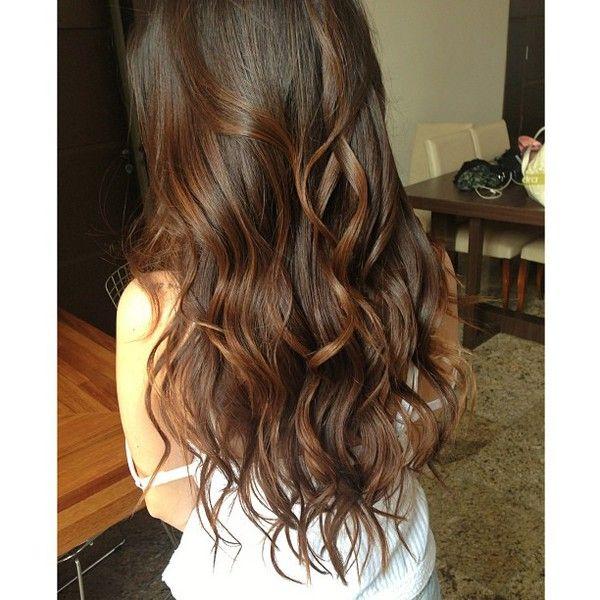Cabelo preto com luzes.. Ops: Q. não seja o cabelo quase todo loiro '... | ask.fm/entendademoda