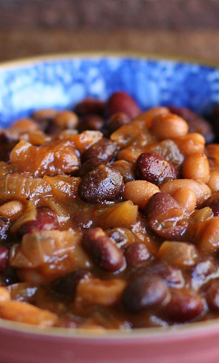 100+ Baked Bean Recipes on Pinterest | Best baked beans ...