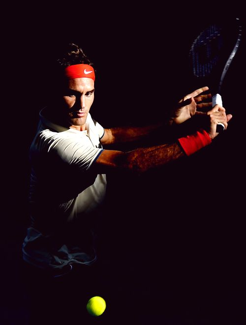 ¡Juego para Federer!