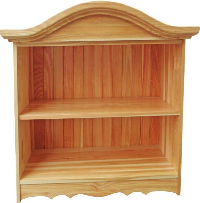 Półka z drewna litego WIM-2d
