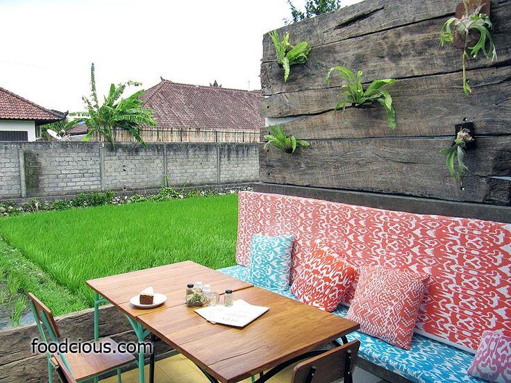 Dupa Cafe, Jalan Drupadi