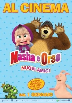 Spettacoli: #MASHA E #ORSO - NUOVI AMICI (link: http://ift.tt/2hxTVaX )