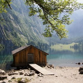Cabin at Obersee by Andreas Thierschmidt on 500px.com
