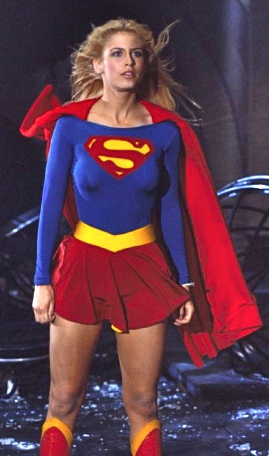 DC Comics in film n°6 - 1984 - Supergirl - Helen Slater as Supergirl