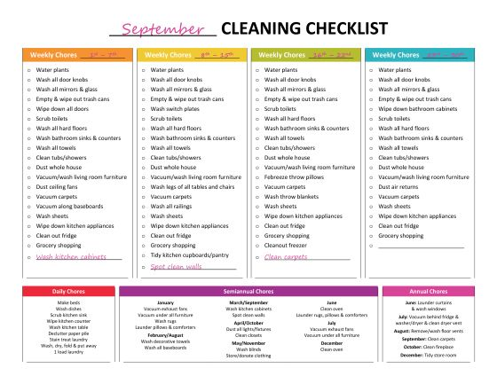 house cleaning list, cleaning list, master cleaning list, cleaning schedule, monthly cleaning, housekeeping, cleaning checklist, spring…