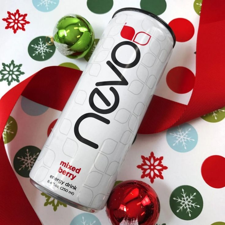 Nevo™ offers a fresh twist on energy in four refreshing formulas. Featuring re…