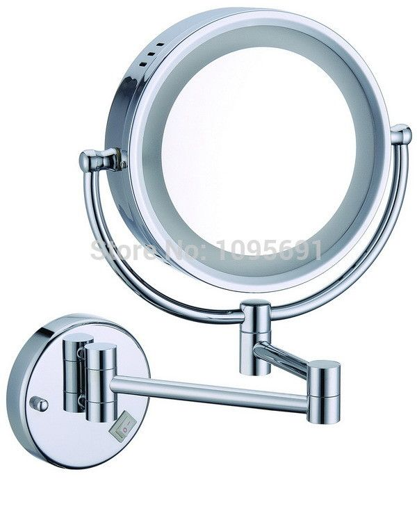 Wall Makeup Mirror best 25+ wall mounted magnifying mirror ideas on pinterest
