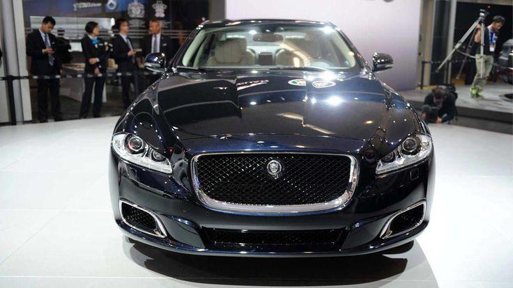 2013 Jaguar XJ Ultimate - 2012 Beijing Auto Show  - RoadandTrack.com