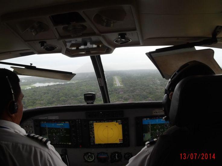 Landing to San Juan de Nicaragua [Video]