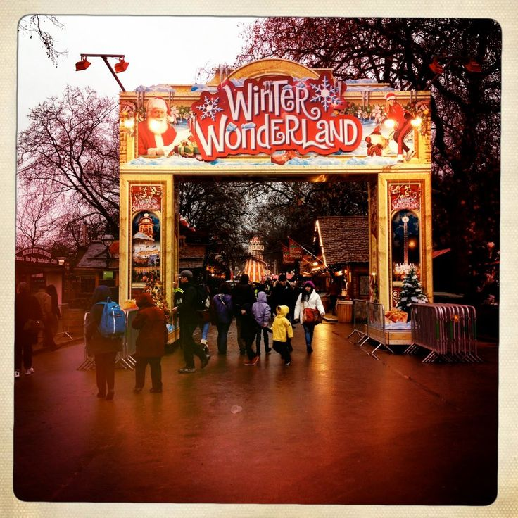 Christmas Places To Visit In London: Things To Do In London During The Holidays... Winter