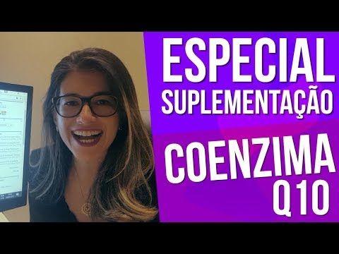 Coenzima Q10: Quando e quanto suplementar? - YouTube