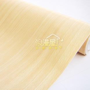 Новый 2016 бестселлера пвх - обои уолл-бумага природного светлый цвет древесины журнала реставрация мебели