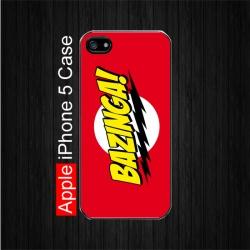 Bazinga The Big Bang Theory iPhone 5 Case #iPhone5case #iPhonecase #Bazinga #TheBigBangTheory