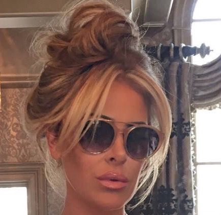 """Tom Ford """"Joan"""" Sunglasses Loved the look. Hair is sexy and image is stronger with Tom Ford's Joan sunglasses..."""