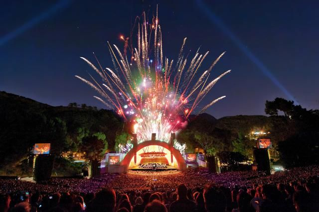Find the best Fourth of July Independence Day fireworks displays, daytime events and festivals in the Los Angeles area