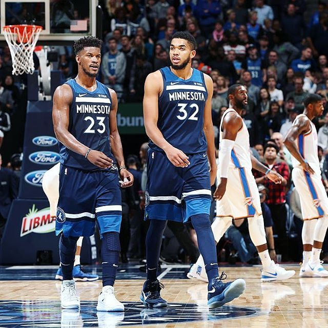 LATEST PODCAST! EP.47: News Around The League | Derrick Rose, Okafor Trade, OKC Crisis and KAT vs Paul George. (Link in Bio)