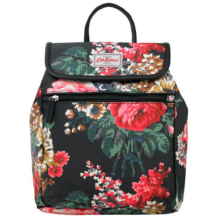Bloomsbury Bouquet Handbag Backpack | Cath Kidston |