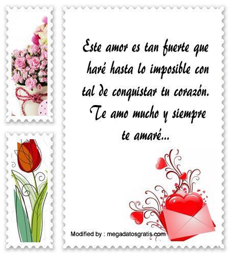 descargar frases de amor gratis,buscar textos bonitos de amor,frases románticas para mi novio: http://www.megadatosgratis.com/mensajes-de-amor/