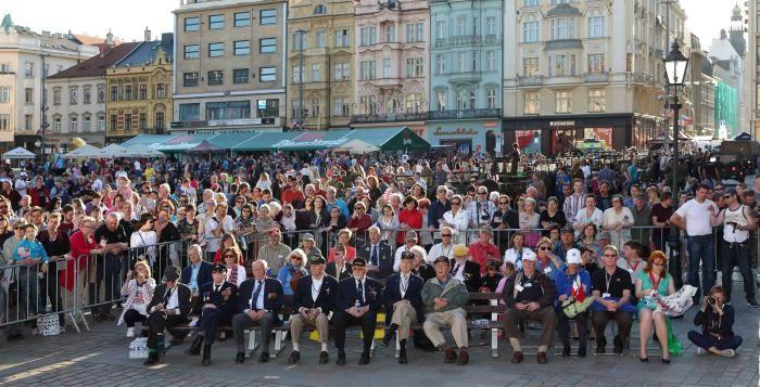 Slavnosti svobody v Plzni končí, navštívilo je až 50 tisíc lidí
