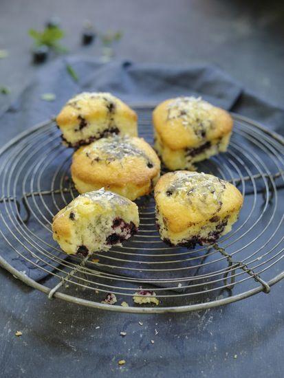 Lag saftige muffins i en fei.