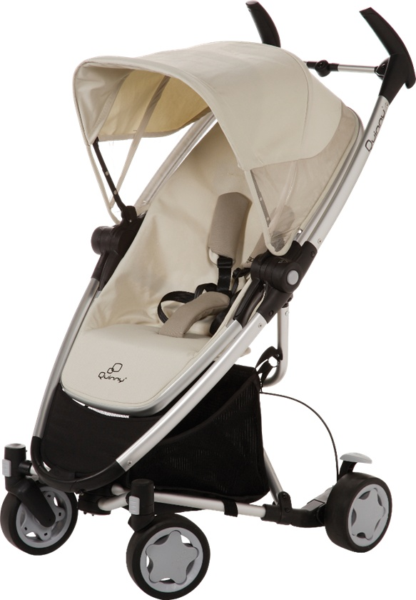 """Quinny Zap Xtra Stroller The """"Everything Baby Channel"""