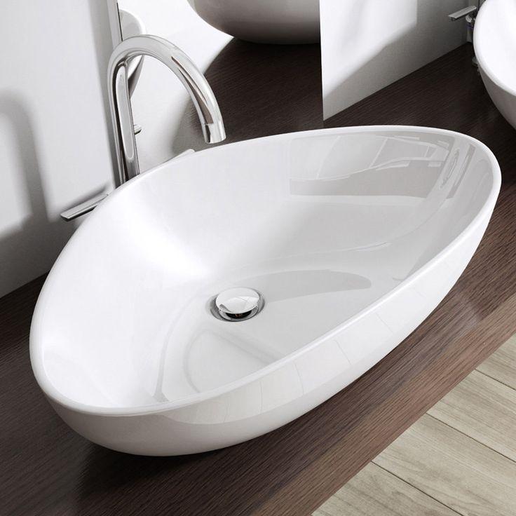 the 25+ best keramik waschbecken ideas on pinterest | badezimmer ... - Küche Waschbecken Keramik