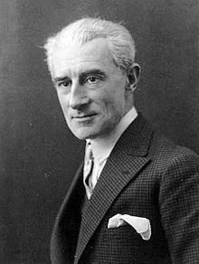 Maurice Ravel- ( 7.März 1875- 28.Dezember 1937 ) war ein französischer Komponist und neben Claude Debussy Hauptvertreter des Impressionismus in der Musik.